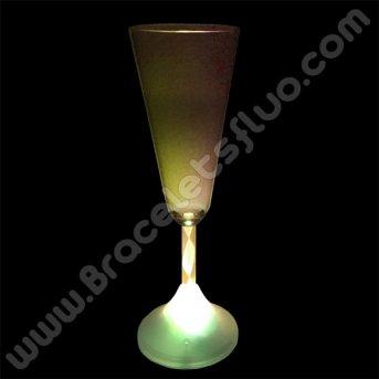 Coupe avec Lumière Champagne