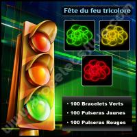 Soirée Fluo Feu Tricolore