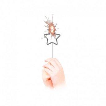 Cierge Magique Forme Étoile