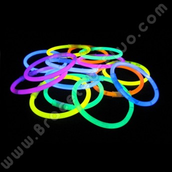 Bracelets Fluo (100 u.)