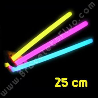 Bâtons Fluo 25 cm (25 u.)