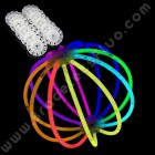 Sphères Fluo Unicolores
