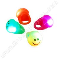 Bague Led Smiley (1u.)