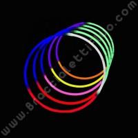 Colliers Fluo Tricolores (50 u.)